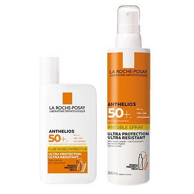 La Roche-Posay Anthelios Face and Body Sun Cream Duo SPF50+