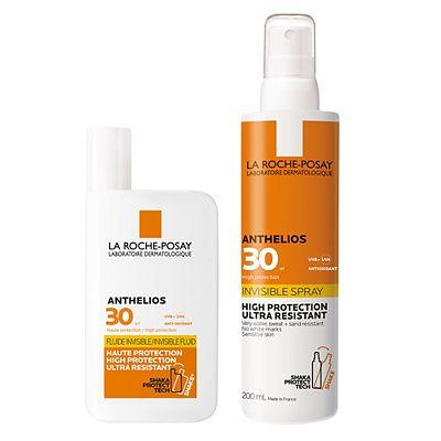 La Roche-Posay Anthelios Face and Body Sun Cream Duo SP30