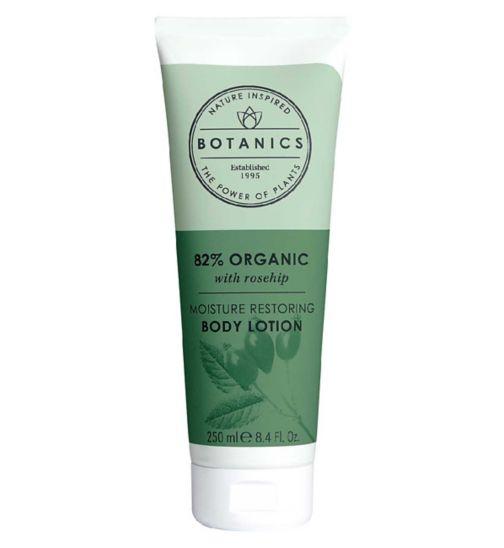 Botanics Organic Moisture Restoring Body Lotion 250ml