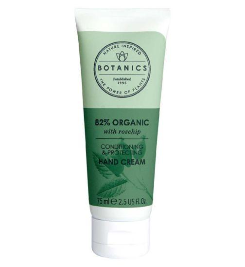 Botanics Organic Hand Cream 75ml