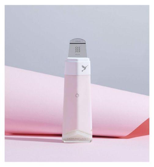 DERMAPORE Ultrasonic Pore Extractor & Serum Infuser, Icy Pink