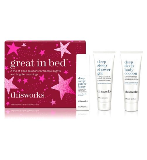 This Works Great In Bed Christmas Gift Set