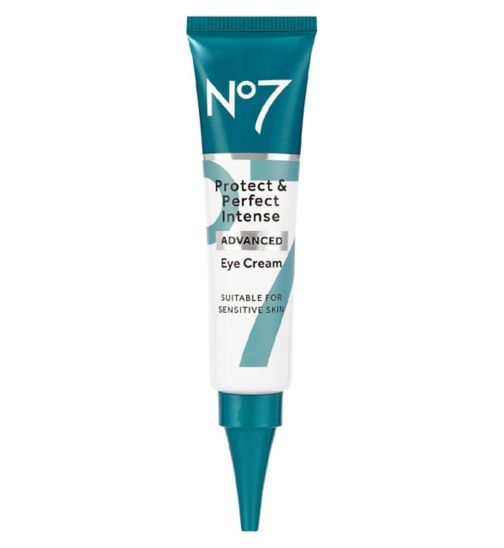 No7 Protect & Perfect Intense ADVANCED Eye Cream 15ml