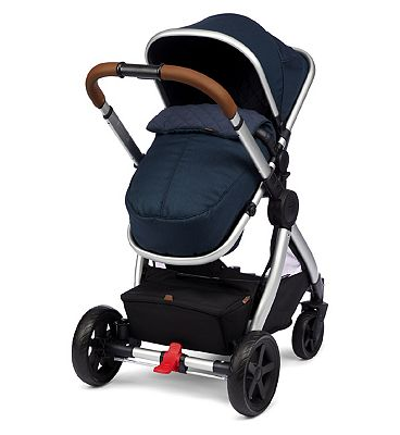 Mothercare 4 Wheel Journey Edit Pushchair