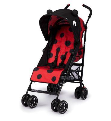 Mothercare Nanu Stroller - Ladybird