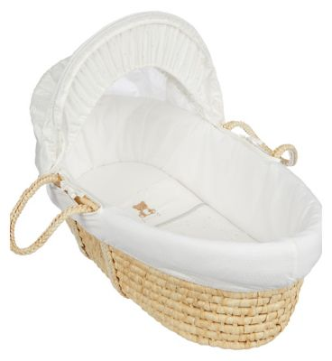 Mothercare Little And Loved Moses Basket