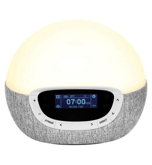 Lumie Bodyclock Shine 300 wake-up alarm