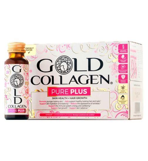 Gold Collagen Pure Plus 50ml 10s
