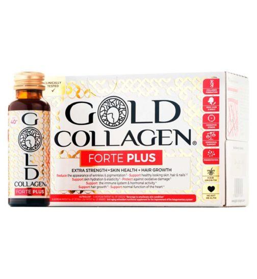 Gold Collagen Forte Plus 50ml 10s