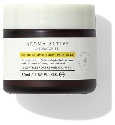 Aroma Active Laboratories Soothing Overnight Face Balm 50ml