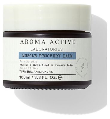 Aroma Active Laboratories Muscle Recovery Balm 100ml