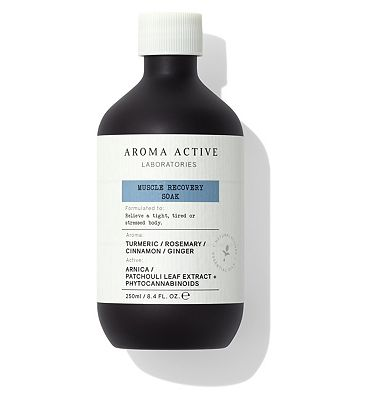Aroma Active Laboratories Muscle Recovery Soak 250ml