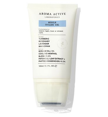 Aroma Active Laboratories Muscle Cooling Gel 100ml