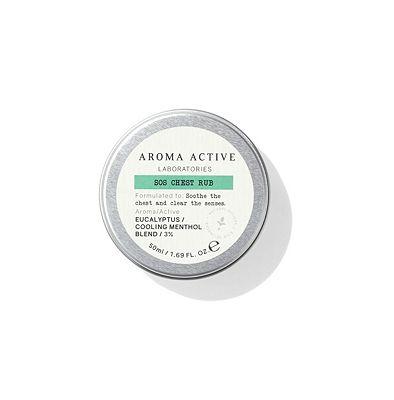 Aroma Active Laboratories SOS Chest Rub 50ml