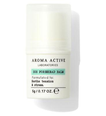Aroma Active Laboratories SOS Forehead Balm 5g