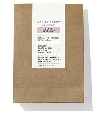 Aroma Active Laboratories Sleep Salt Soak 500g