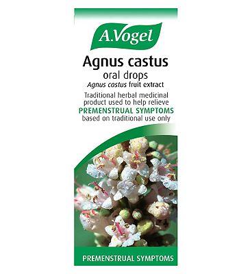 A.Vogel Agnus Castus Oral Drops 50ml