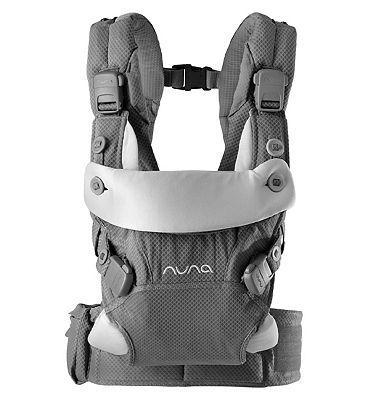 Nuna CUDL 4 in 1 Baby Carrier - Slate