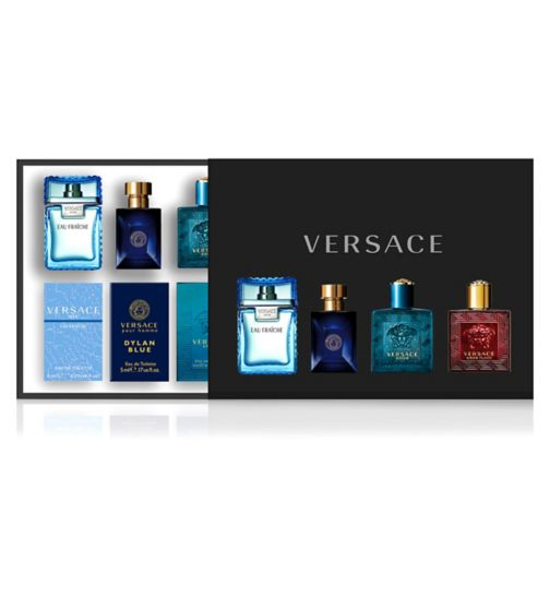 Versace Mens Mini 5ml Set