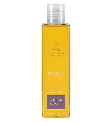 Aromatherapy Associates Muscle Shower Oil 250ml