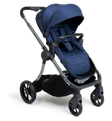 iCandy Lime Lifestyle Combo Travel System - Navy