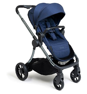 iCandy Lime Pushchair and Carrycot