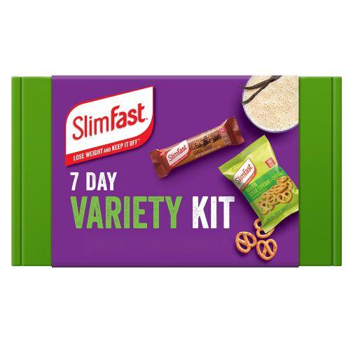 SlimFast 7 Day Variety Kit