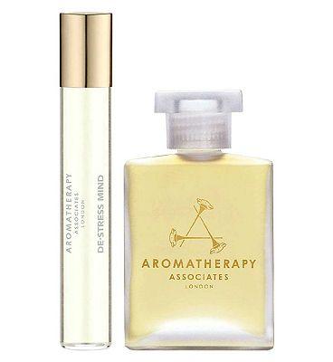 Aromatherapy Associates De Stress Bundle x2