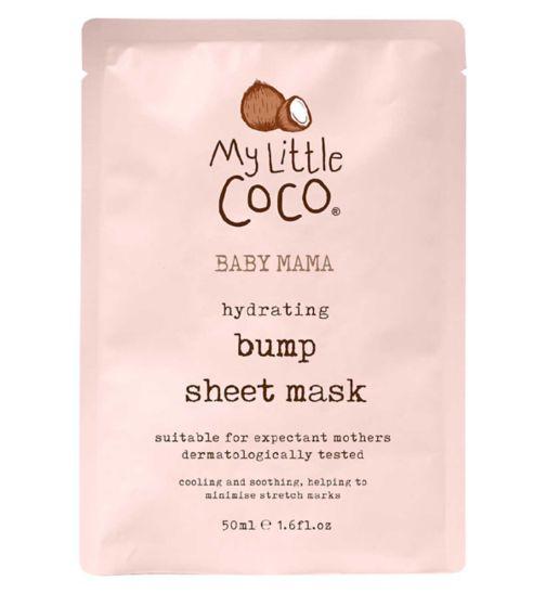 My Little Coco Baby Mama Hydrating Bump Sheet Mask 50ml