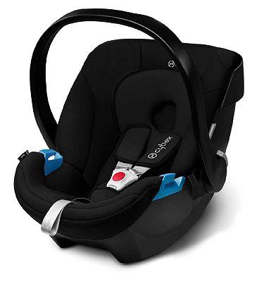 Cybex Aton group 0+ car seat pure black