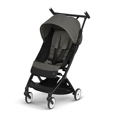Cybex Libelle ultra compact stroller grey