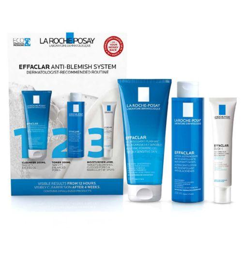 La Roche-Posay Effaclar 3-Step Kit