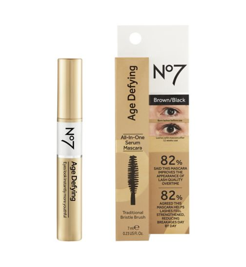 No7 Age Defying All-In-One Serum Mascara