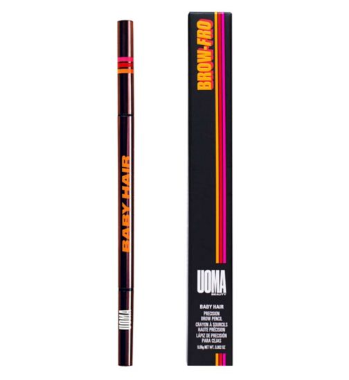 UOMA Beauty BROW-FRO BABY HAIR Brow Pencil