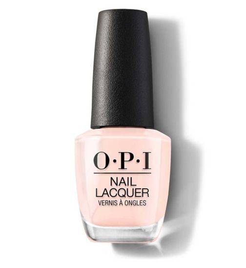 OPI Nail Lacquer - Bubble Bath - Nude 15ml