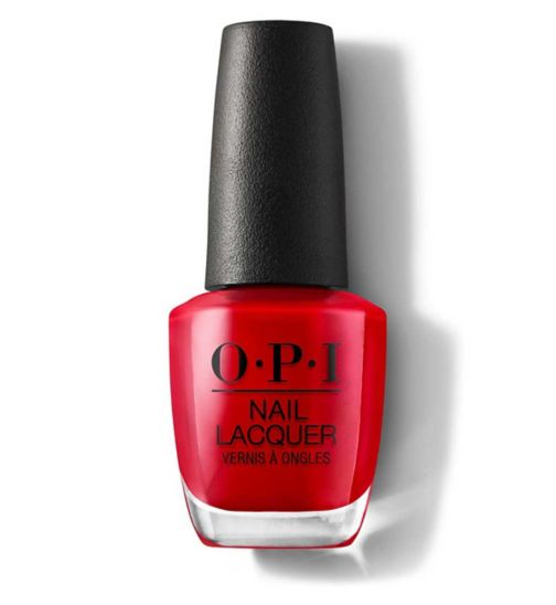 OPI Nail Lacquer - Big Apple Red - Red 15ml