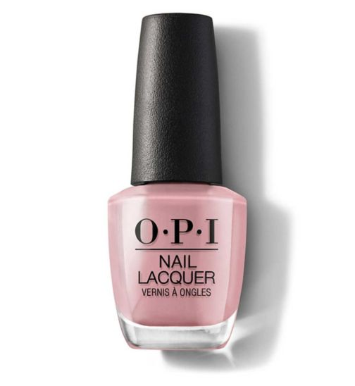 OPI Nail Lacquer - Tickle My France-y - Pink 15ml