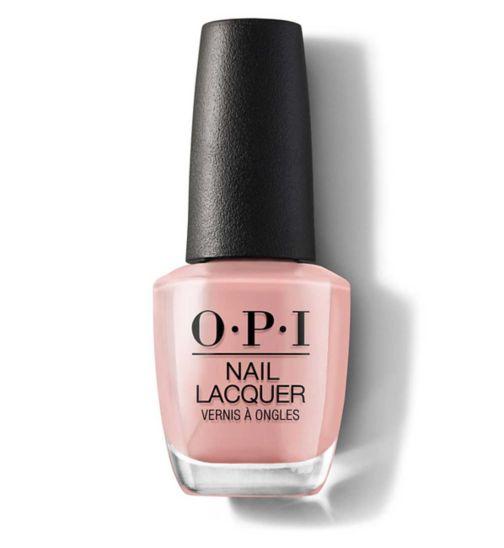 OPI Nail Lacquer - Dulce de Leche - Nude 15ml