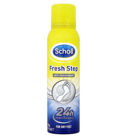 Scholl Fresh Step Shoe Spray 150ml