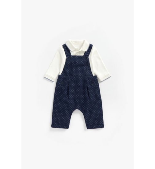 Special Collection 2 Piece Polo And Dungaree