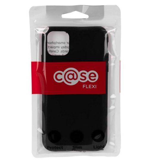 Case Flexi iPhone 11 Phone Case Black