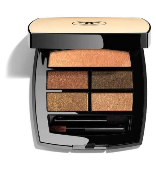 CHANEL LES BEIGES EYESHADOW PALETTE Healthy Glow Natural Eyeshadow Palette