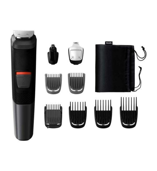 Philips Series 5000 9-in-1 Multigroom Face and Hair MG5720/13