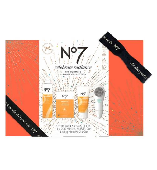 No7 The Ultimate Cleanse Collection