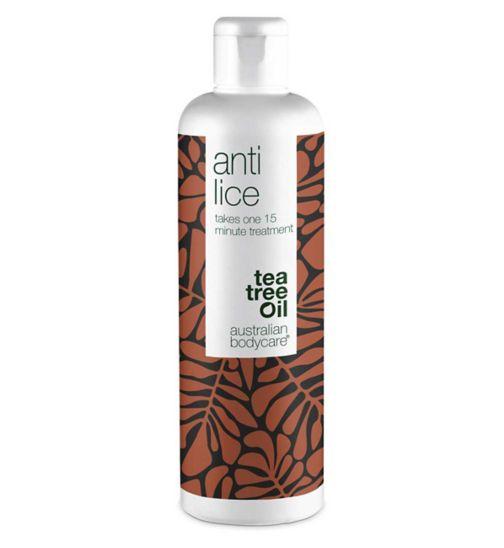 Australian Bodycare 15 Minute Tea Tree Oil Lice Treatment 250ml