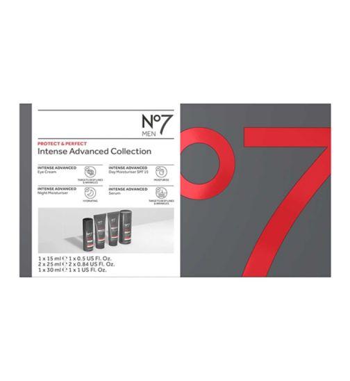 No7 Men Protect & Perfect Intense Advance Collection