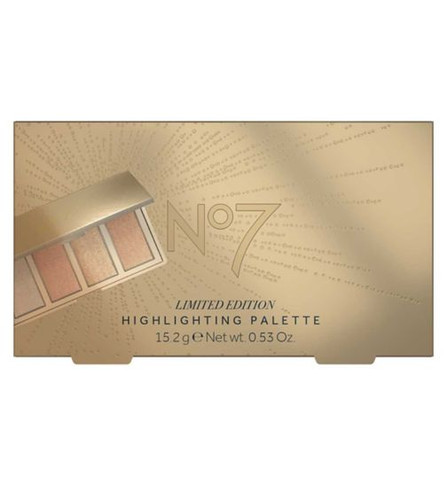 No7 Limited Edition Highlighting Palette