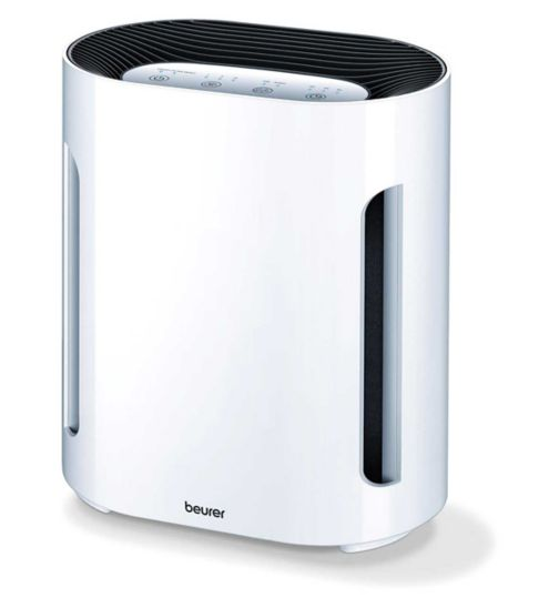 Beurer Compact Air Purifier with ionic cleaning function LR210