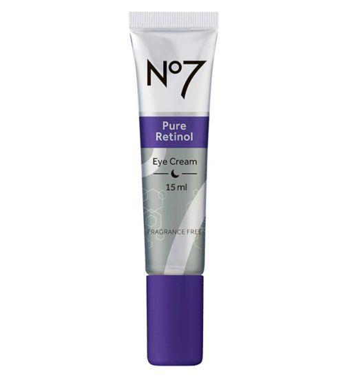 No7 Pure Retinol Eye Cream 15ml