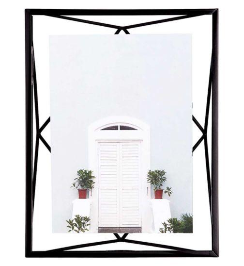 Umbra Prisma frame black 7 x 5'
